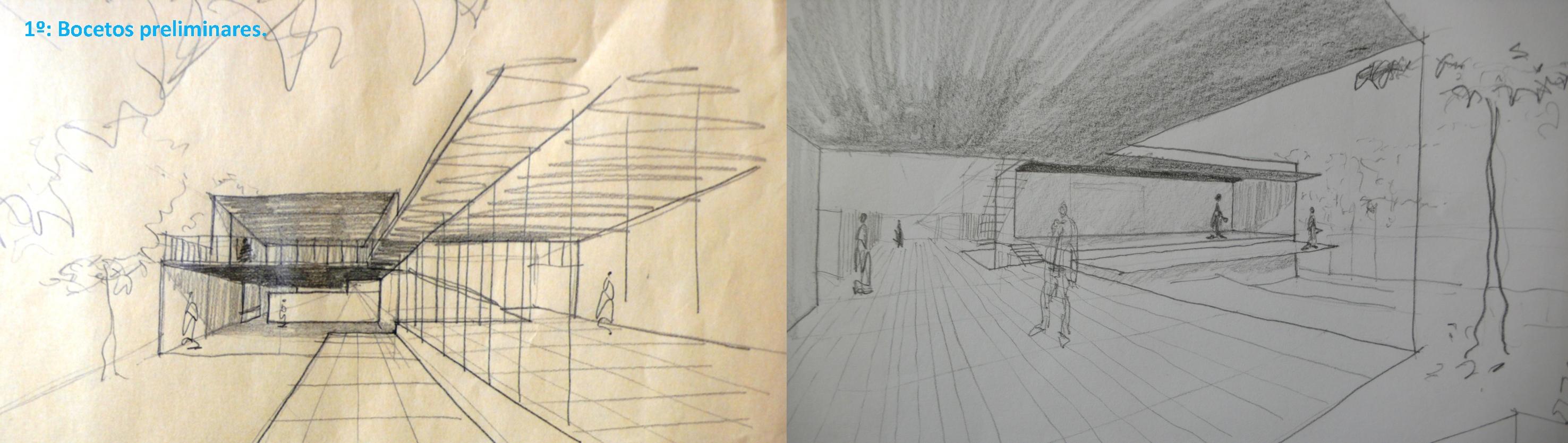 el proyecto de una vivienda: la idea inicial